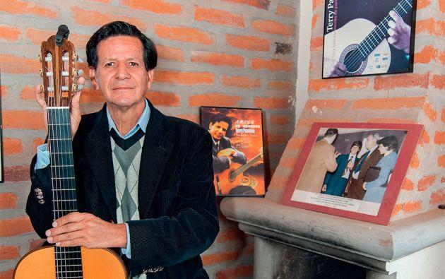 """""""Lo que nos falta a los ecuatorianos es orgullo de nuestra música, de lo que somos: pasado y presente, para representar al país de mejor manera"""", afirma el artista quiteño."""