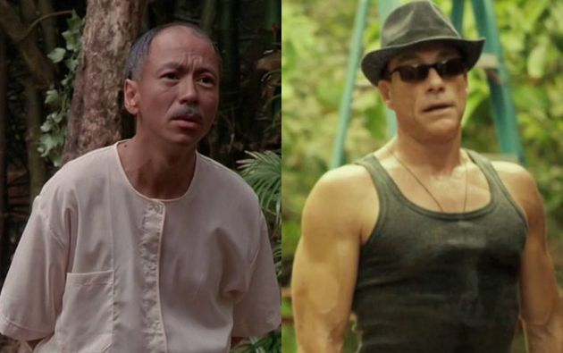 Dennis Chan encarnó al maestro Xian Chow en la cinta original. Un veterano pero aún aguerrido Van Damme dará vida al maestro Durand.
