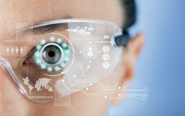 Vista potenciada. La realidad aumentada permite superponer información digital sobre elementos del mundo real. Para percibir estos detalles, sin embargo, se necesita mirarlos a través de un dispositivo.