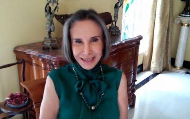 Florinda Meza habla del gran amor que sintió por Roberto Gómez Bolaños.
