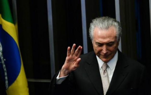 El Gobierno de Brasil criticó en especial  a Venezuela. Foto :AFP