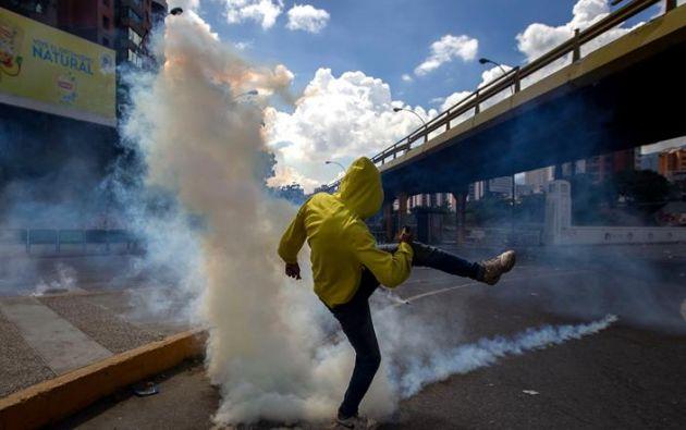 La treintena de personas que fueron detenidas en Isla de Margarita fueron liberadas, informó el Foro Penal Venezolano. Fuente: EFE