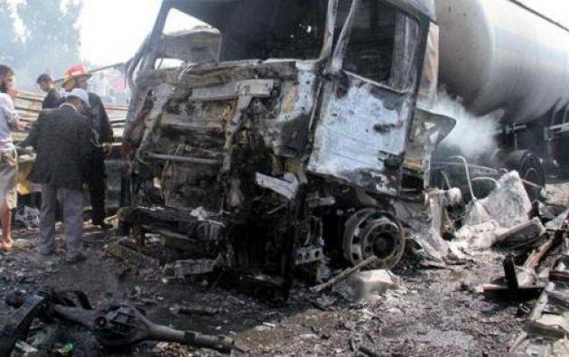 Al menos 30 personas murieron en dos ataques en Tartús.