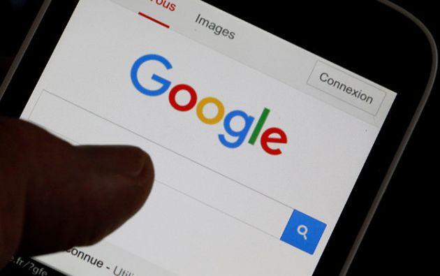 Para mantener su privacidad, debe ir a su cuenta a la opción registro de búsquedas y gestionarlas en la opción 'Mi actividad'. Foto: Internet.