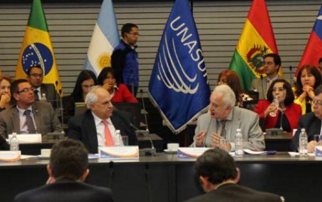 La entrega al Ejecutivo tendrá  un encuentro de Fiscales y Procuradores Generales sobre Delincuencia Organizada Trasnacional. Foto: Fiscalía