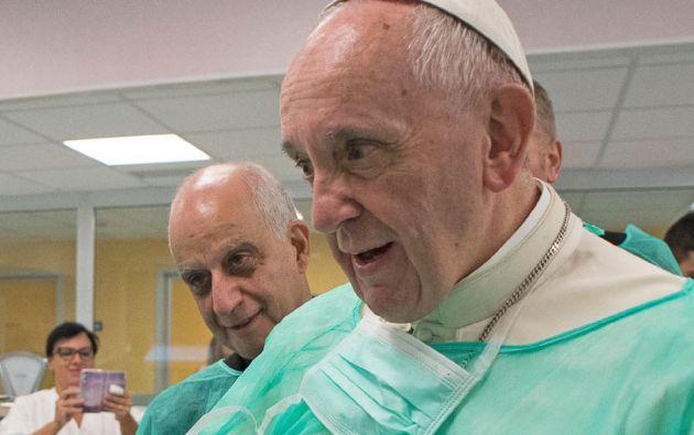 """Se trata de una iniciativa que se enmarca en los llamados """"Viernes de la Misericordia"""", en los que el Sumo Pontífice realiza una visita privada sin previo aviso."""