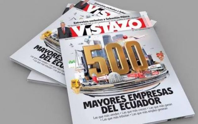 Foto: Revista Vistazo.