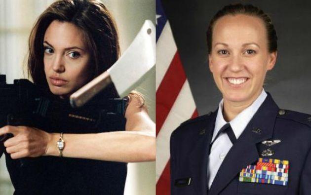 En 'Shoot Like a Girl' dará vida a una condecorada militar, la comandante Mary Jennings Hegar.