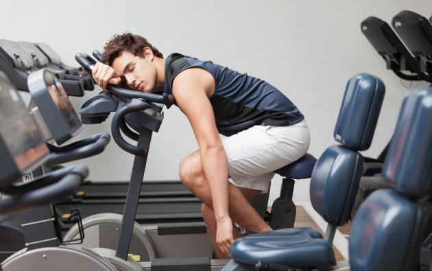 Ir al gimnasio no es fácil pero tampoco es la parte más difícil de la vida sana.