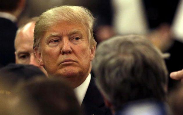 """El candidato republicano declaró en 1995 """"pérdidas de 916 millones de dólares"""", según reveló una investigacion de The New York Times."""