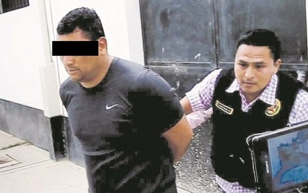 LIMA, Perú.-Los agentes capturaron a Fernando F. cuando la banda que presuntamente integraba pretendía cobrar un rescate de 7.000 dólares por su víctima.