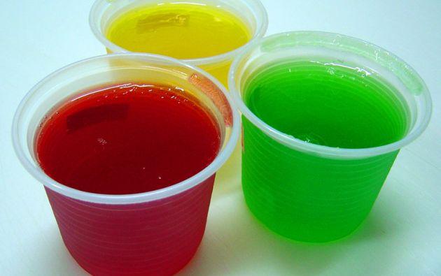 SALUD.- Las golosinas de gelatina en forma de cápsula fueron prohibidas por la Comisión Europea para evitar el riesgo de asfixia en niños. Foto: Internet