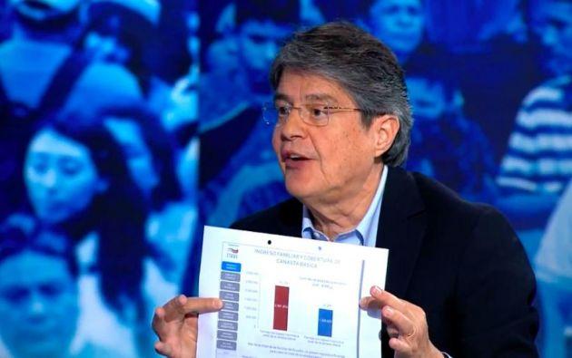 El candidato presidencial anunció que un capitalino lo acompañará en la papeleta electoral. Foto: @politikcorrecta.