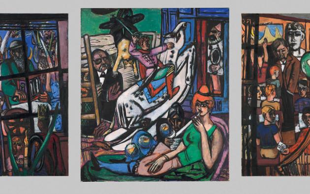 Entre las obras destacan autorretratos, pinturas mitológicas, interiores expresionistas y retratos coloristas de mujeres y paisajes. Foto: Metmuseum.org.