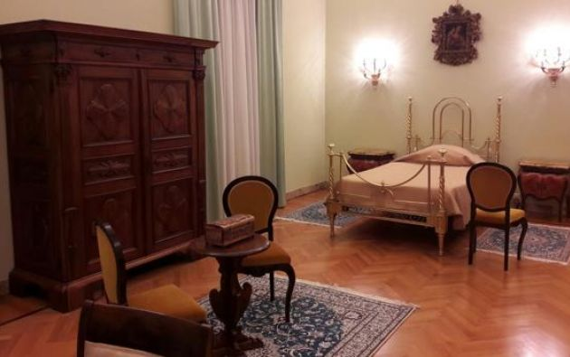 A partir de este sábado se podrá visitar esta emblemática estancia donde se retiró Benedicto XVI tras su renuncia.
