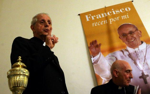 Lo anunciaron hoy la Secretaría de Estado vaticano y la Conferencia Episcopal argentina (CCA) en un comunicado conjunto. Foto: REUTERS.