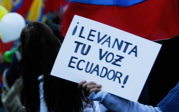 """El comunicado señala también que el Estado ecuatoriano """"es responsable por la detención ilegal y sin control judicial, así como la prisión preventiva arbitraria de las mencionadas personas"""". Foto: referencial"""
