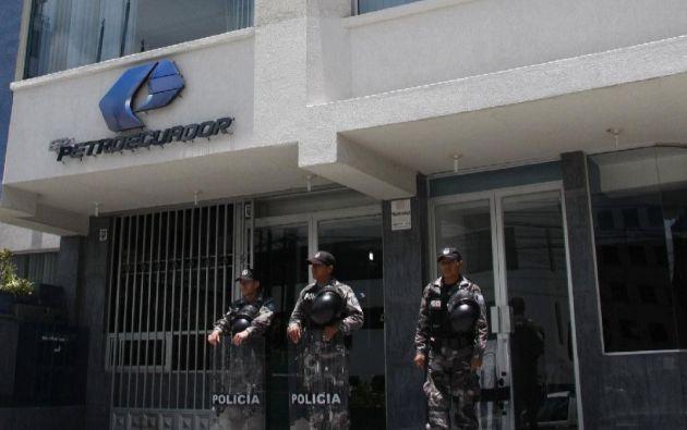 Dos de los implicados son familiares del exgerente de Petroecuador, Carlos Pareja Yannuzzelli. Foto: Archivo / Ecuavisa.