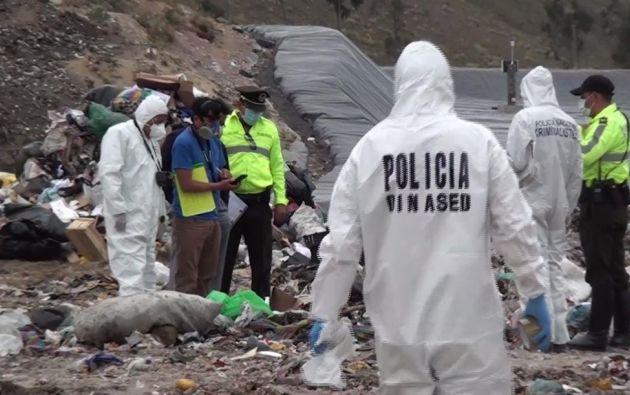 El primero fue encontrado en relleno sanitario de Porlón el pasado 18 de octubre.