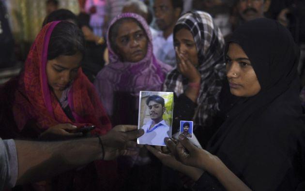 PAKISTÁN.- El grupo yihadista EI reivindicó el ataque al santuario sufí, en un comunicado en la agencia afín al grupo Amaq. Foto: AFP