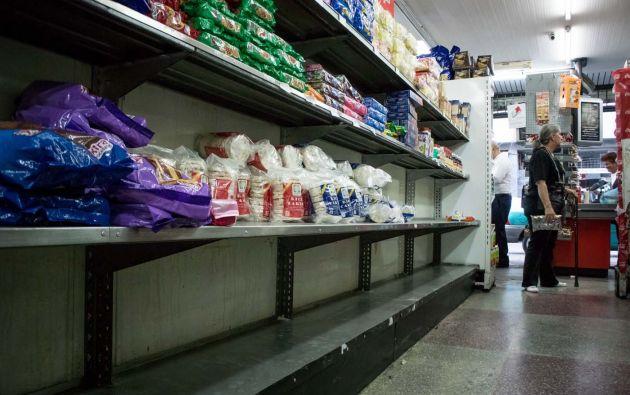 VENEZUELA.- Los delegados del Gobierno venezolano y de la alianza opositora Mesa de la Unidad Democrática (MUD) acordaron implementar pronto medidas para mejorar el abastecimiento de alimentos y medicinas. Foto: Redes sociales