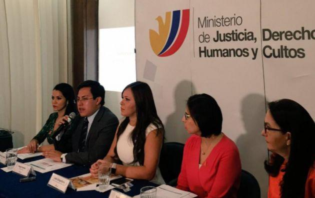 Ministerio de justicia vistazo for Ministerio del interior y de justicia