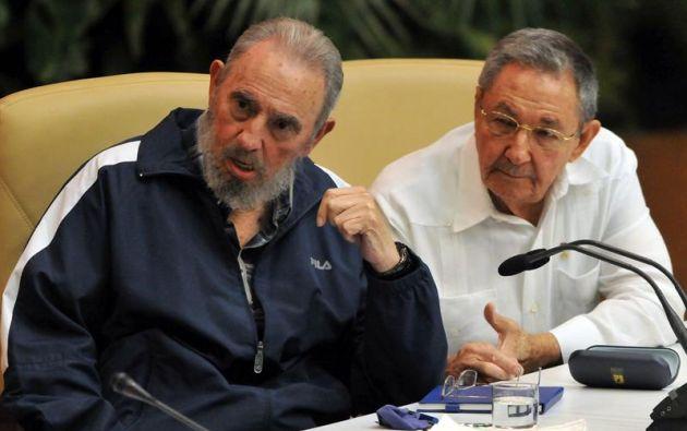 """LA HABANA, EEUU.-El mandatario agregó que los restos del líder histórico de la Revolución Cubana serán cremados según su """"voluntad expresa"""", afirmó Raul Castro."""