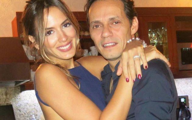 La modelo venezolana calificó de 'innecesario' el beso entre Marc Anthony y J.Lo. Foto: HOLA.com.