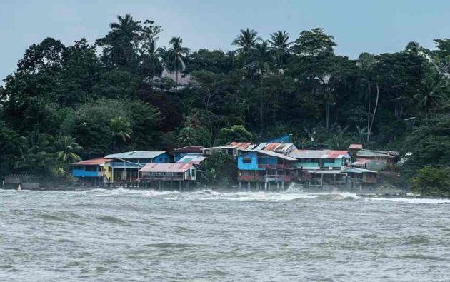 LOJA, Ecuador.- Varios países de la región declararon alertas por la embestida del huracán Otto. Foto: El Nuevo Diario.com.