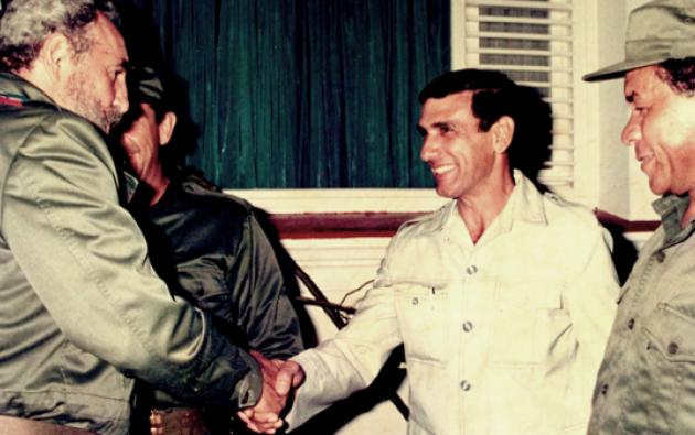 "Sánchez llegó a aseverar que Castro  sentía que ""Cuba le pertenecía"". Foto: Infobae."