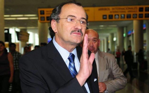 Carlos Pólit Faggioni busca convertirse en Contralor General por tercera ocasión. Foto: Archivo / El Ciudadano.