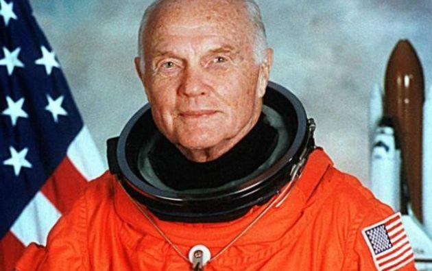 Después de su carrera como astronauta fue senador por el Partido Demócrata. | Foto: Internet
