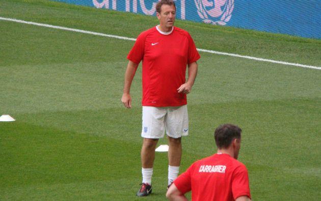 Matthew Le Tissier, exfutbolista del Southampton y en la selección inglesa, dijo que el DT del equipo le dio masajes inapropiados. Foto: Flickr.