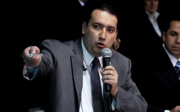 Herrera se mantuvo 10 años en el sector público. | Foto: Internet