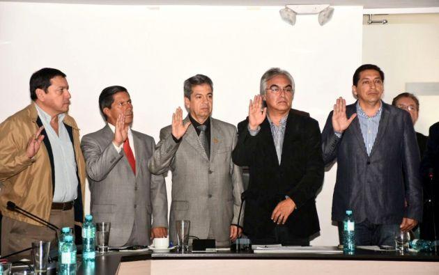 El objetivo del organismo es fortalecer a los GADs provinciales para que se posicionen y asuman su rol. | Foto: Twitter Congope.