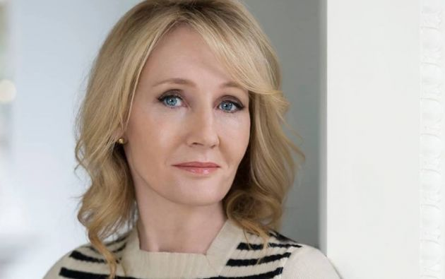 Foto: Facebook / J.K. Rowling.