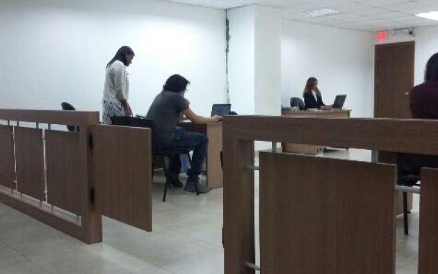 El juez dio paso al pedido de Fiscalía y dictó prisión preventiva contra los procesados. Foto: Fiscalía