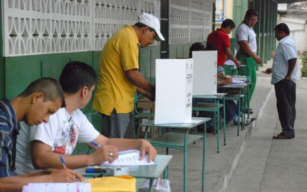 3.691 candidaturas están calificadas y autorizadas para difundir sus planes de trabajo con miras a las elecciones del 19 de febrero. Foto: Archivos