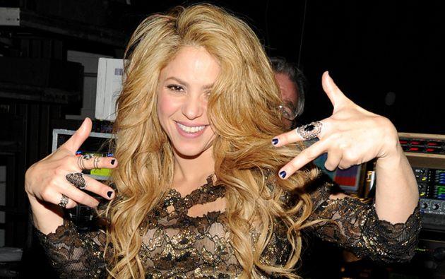 La cantante colombiana compartió una foto en la redes sociales por el festejo de Reyes, pero su alegría fue respondida con comentarios negativos hacia su imagen. Foto: Archivo