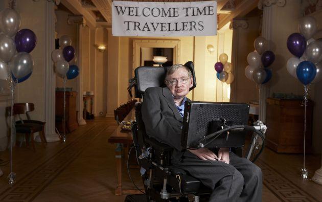 En 1963, a los 21 años, se le diagnosticó con esclerosis lateral amiotrófica (ELA). Foto: Flickr.