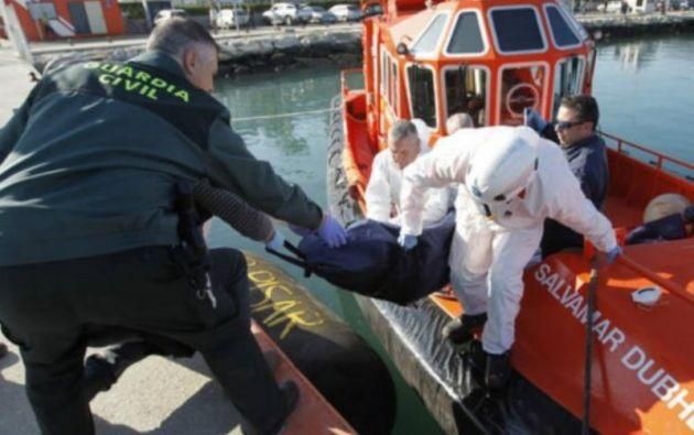 ESPAÑA.- Los servicios de rescate buscaban desde este viernes 2 embarcaciones con migrantes que habían zarpado de las costas marroquíes. Foto: Agencias