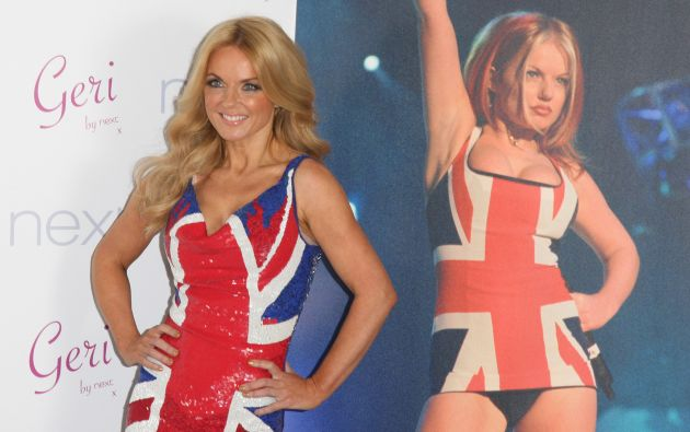 La ex Spice Girls confirmó que ella junto a su esposo, el ex piloto británico y actual director de Red Bull Racing, Christian Horner, dieron la bienvenida a un niño.