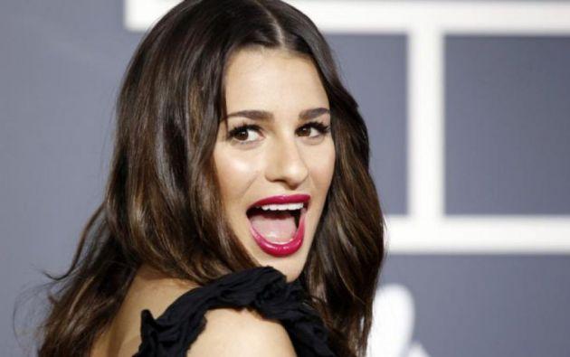 La estrella de Glee dejó a sus fanáticos sin aliento con nueva publicación en Instagram.