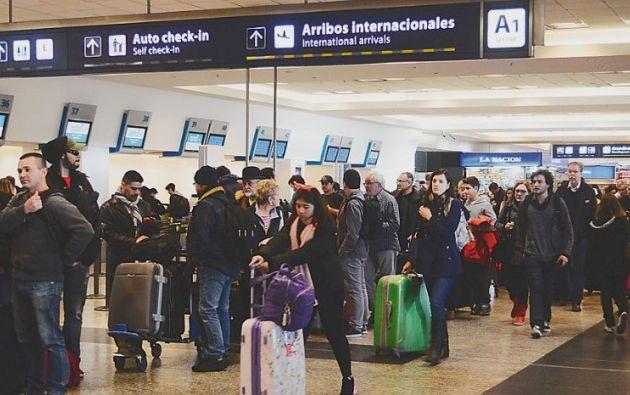 TEHERÁN, IRÁN.-El decreto unicamente excluye a los ciudadanos con visa diplomática o a los que trabajan con estatutos asimilables. Foto: Tomado de Cronista.com.