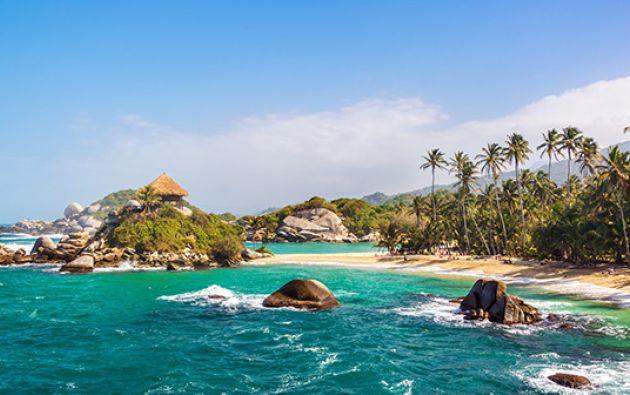 TAYRONA, Colombia.- el cierre del Tayrona facilita la regeneración de los procesos naturales de las playas. Foto: Semana.com.