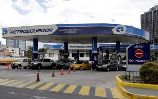 El primer mandatario señaló a Carlos Pareja Cordero como supuesto 'jefe de la mafia' en Petroecuador. Foto: Referencial / El Ciudadano.com