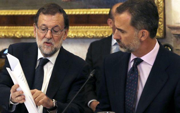 MADRID, ESpaña.- Correa repasará con el rey Felipe y con Rajoy el estado de las relaciones bilaterales. Foto: Tomado de El Español.com.