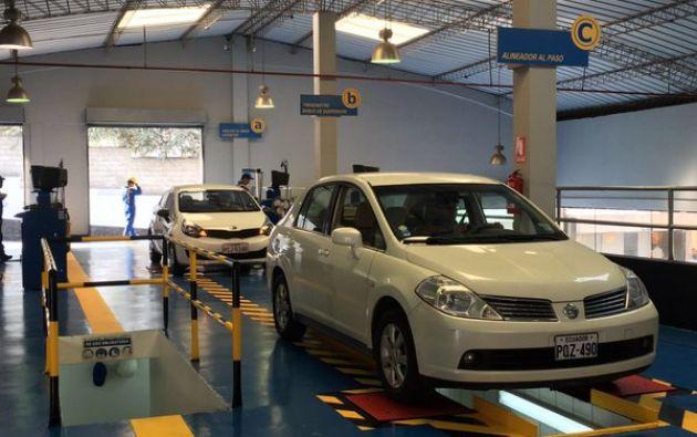 El periodo inicia con los vehículos cuyo último dígito de placa termine en 1. Foto: Archivo.