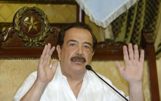 El alcalde de Guayaquil dice que presentará una denuncia por el delito de acción pública por calumniarlo. Foto: Archivo / Ecuavisa.