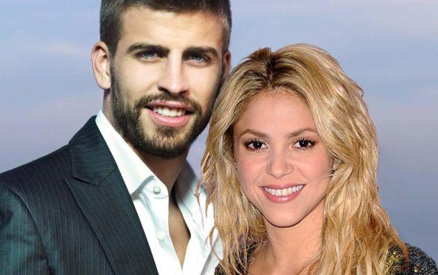 Piqué y Shakira se conocieron en el Mundial de Sudáfrica del 2010. Foto: Referencial
